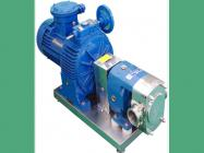 nfinitely Variable Speed Emulsion Pump