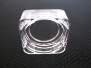 TP-3 Stackable loose powder Square clear