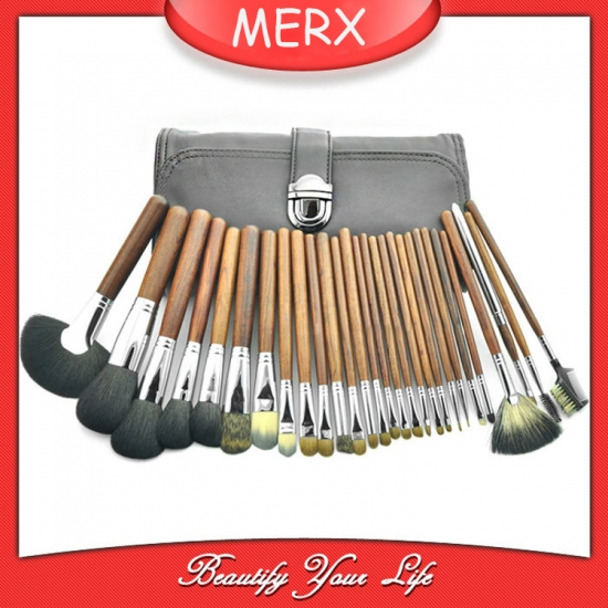 28 pcs sable brush set